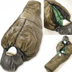 Nova Bivy With Full Insulated Coverage