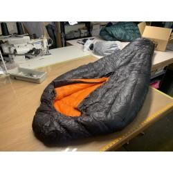 15°F Alpinist Center Zip Mummy - Custom Overfill