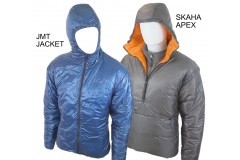 Nunatak Jackets with Synthetic Insulation